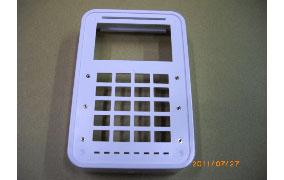 塑膠射出:電子類 - 讀卡機外殼