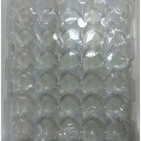 圓形泡殼塑膠射出